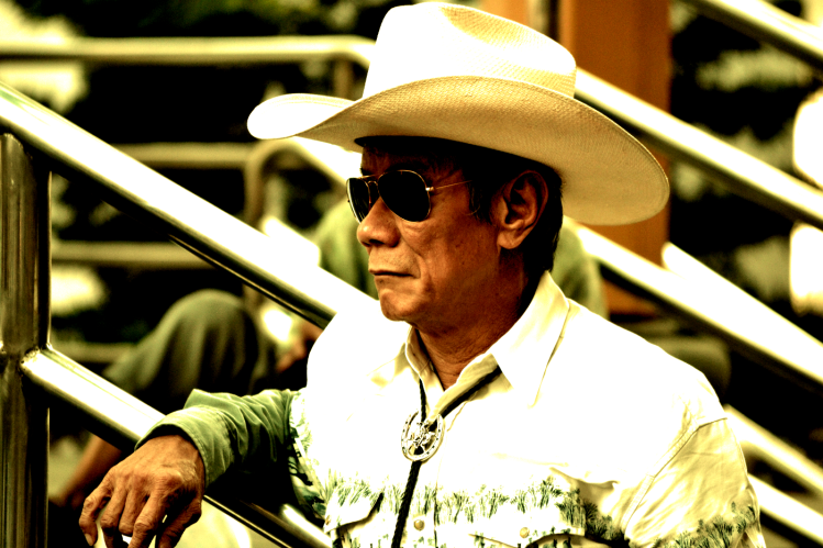 Singapore cowboy