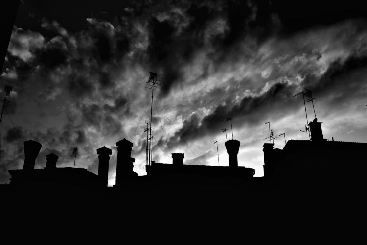 Venice chimneys